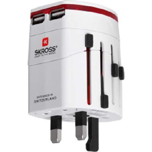 SKROSS World Adapter Evo Complete [1.302101] - Universal Travel Adapter